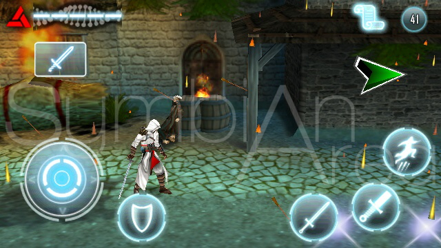 Assassin S Creed Altair S Chronicles Hd Symbian Area